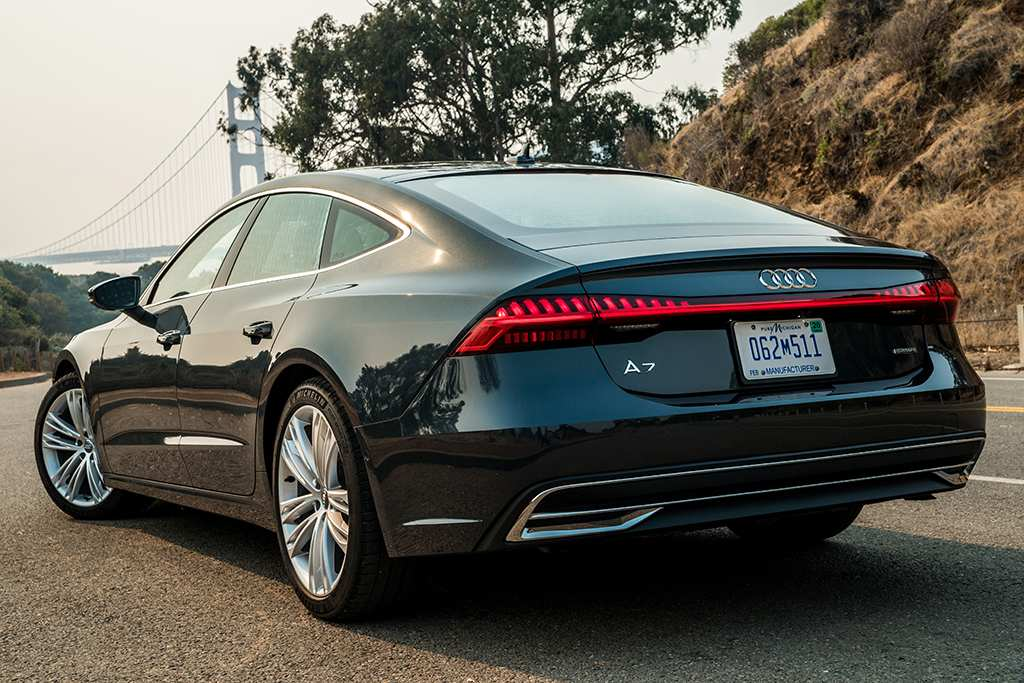 73 Best Review 2019 Audi A7 Style with 2019 Audi A7