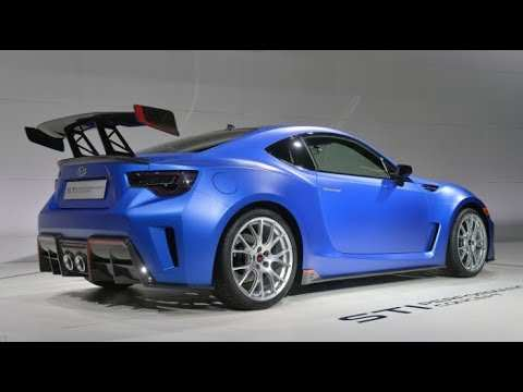 73 Best Review 2019 Subaru Brz Sti Interior with 2019 Subaru Brz Sti