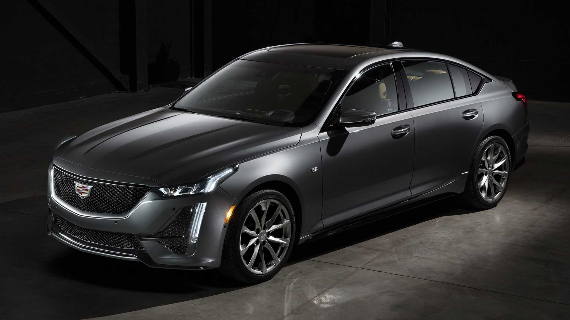 73 Best Review 2020 Cadillac Ct5 Interior Spy Shoot by 2020 Cadillac Ct5 Interior