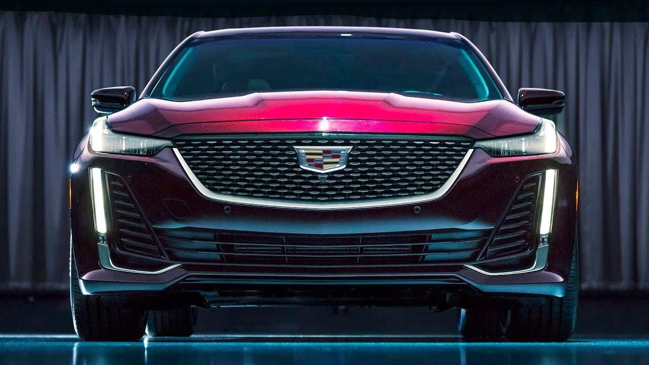 73 Best Review Cadillac New 2020 Price with Cadillac New 2020