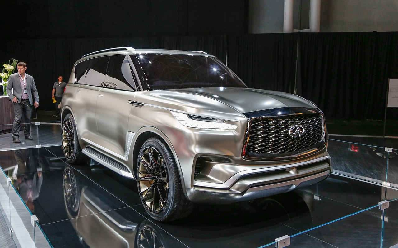 73 Best Review When Does The 2020 Infiniti Qx80 Come Out Price and Review with When Does The 2020 Infiniti Qx80 Come Out