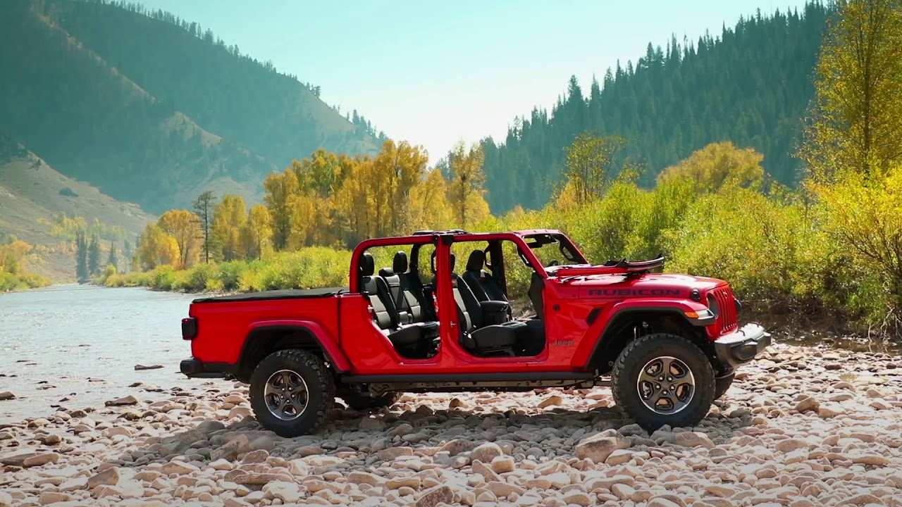 73 Concept of 2020 Jeep Gladiator Youtube Engine for 2020 Jeep Gladiator Youtube