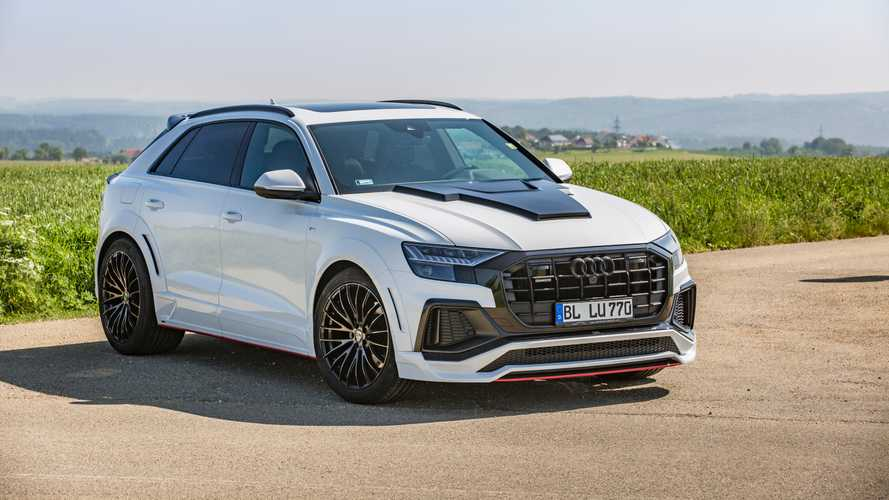 73 Concept of Audi Q8 2020 New Review with Audi Q8 2020