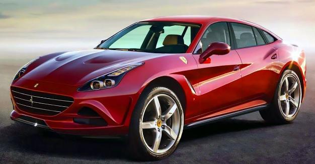 73 Concept of Ferrari 2020 Suv Overview for Ferrari 2020 Suv