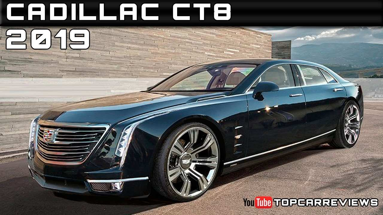 73 Gallery of 2019 Cadillac Dts Performance and New Engine by 2019 Cadillac Dts