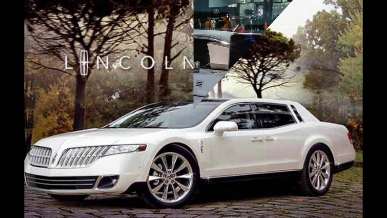 73 Great 2019 Lincoln Town Car Redesign for 2019 Lincoln Town Car