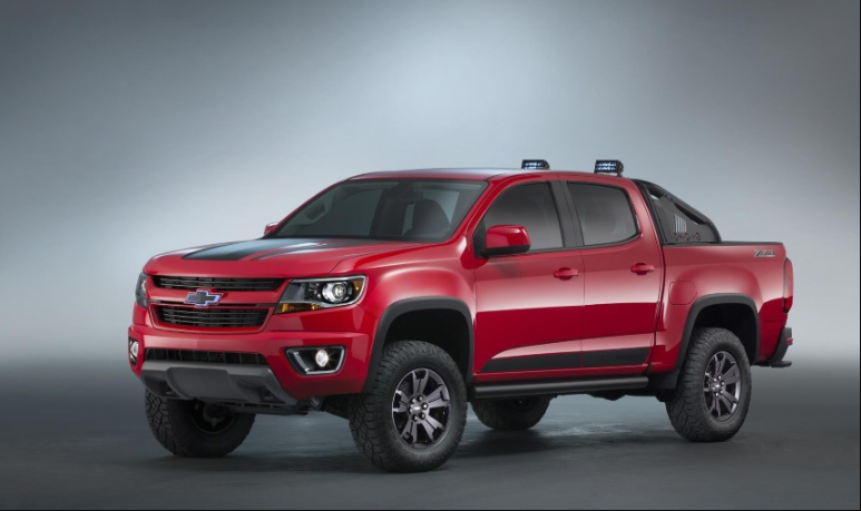 73 Great 2020 Chevrolet Colorado Updates Model by 2020 Chevrolet Colorado Updates