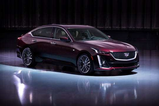 73 Great Cadillac Ct5 2020 Style by Cadillac Ct5 2020
