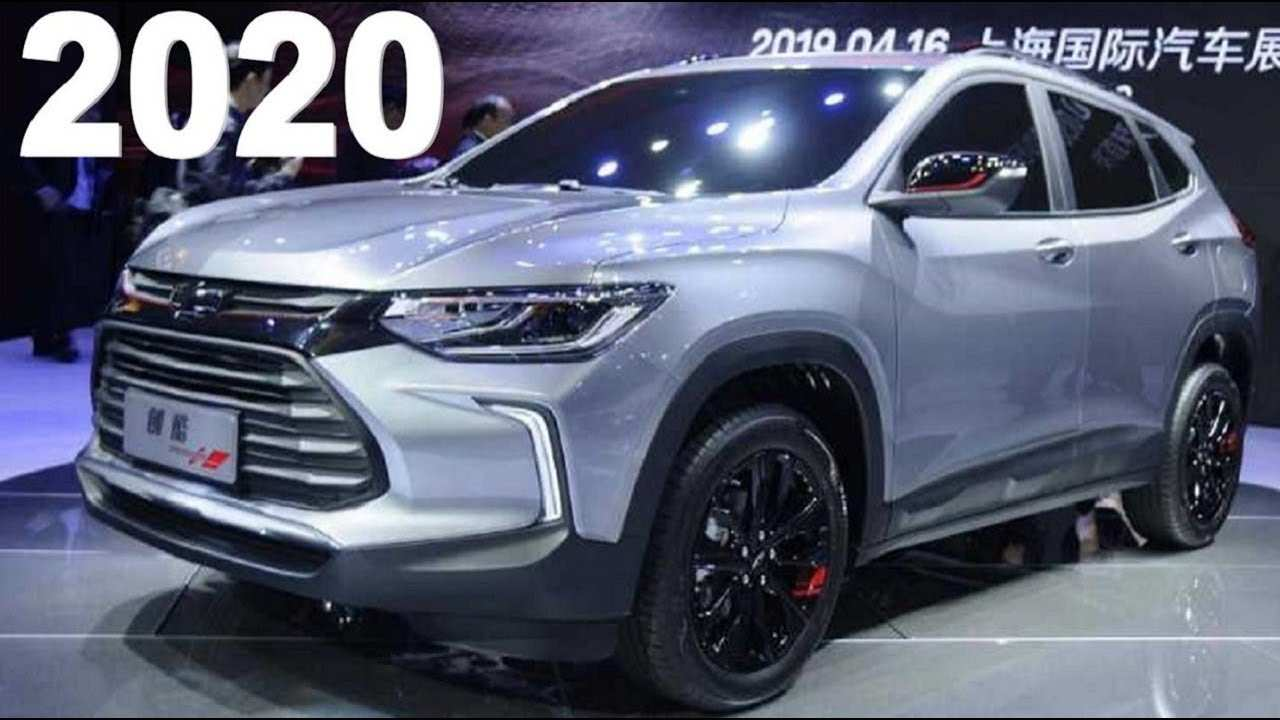 73 Great Chevrolet Tracker 2020 Performance for Chevrolet Tracker 2020
