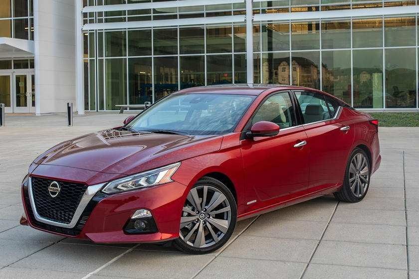 73 Great Nissan Altima 2020 Price Overview by Nissan Altima 2020 Price