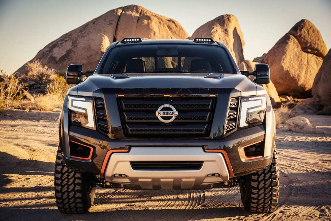 73 Great Nissan Titan Warrior 2020 Review with Nissan Titan Warrior 2020