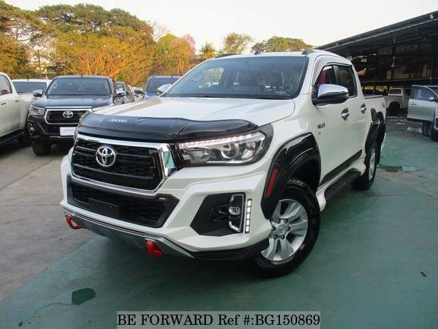 73 New 2019 Toyota Hilux Images for 2019 Toyota Hilux