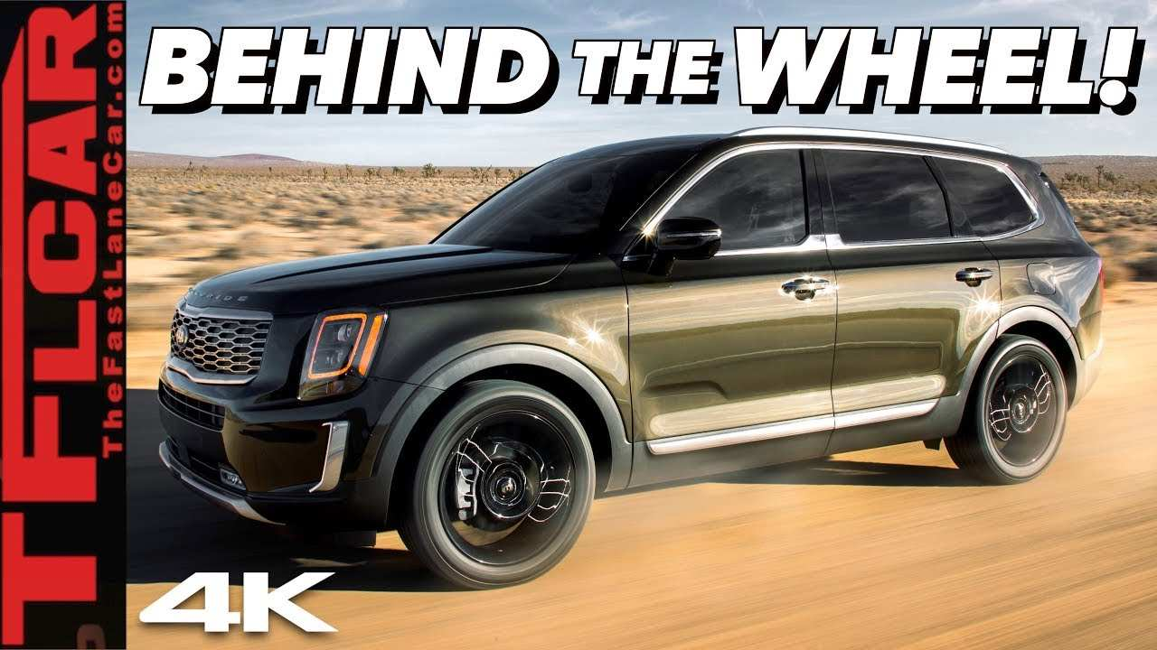 73 New 2020 Kia Telluride Youtube Images with 2020 Kia Telluride Youtube