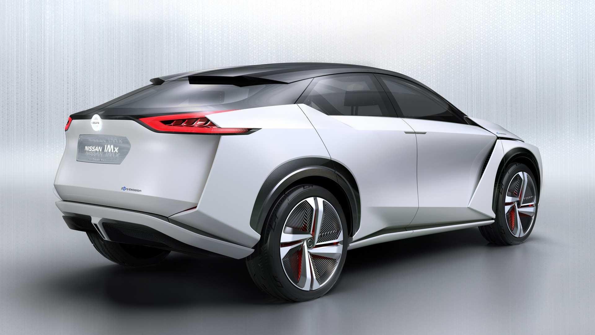 73 New Nissan Leaf Suv 2020 Images by Nissan Leaf Suv 2020