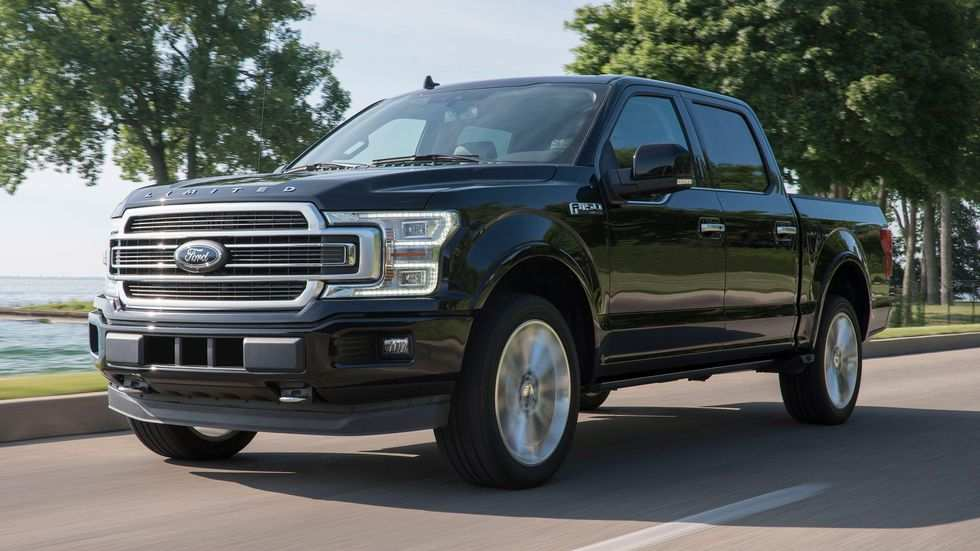74 All New 2019 Ford F 150 New Review by 2019 Ford F 150