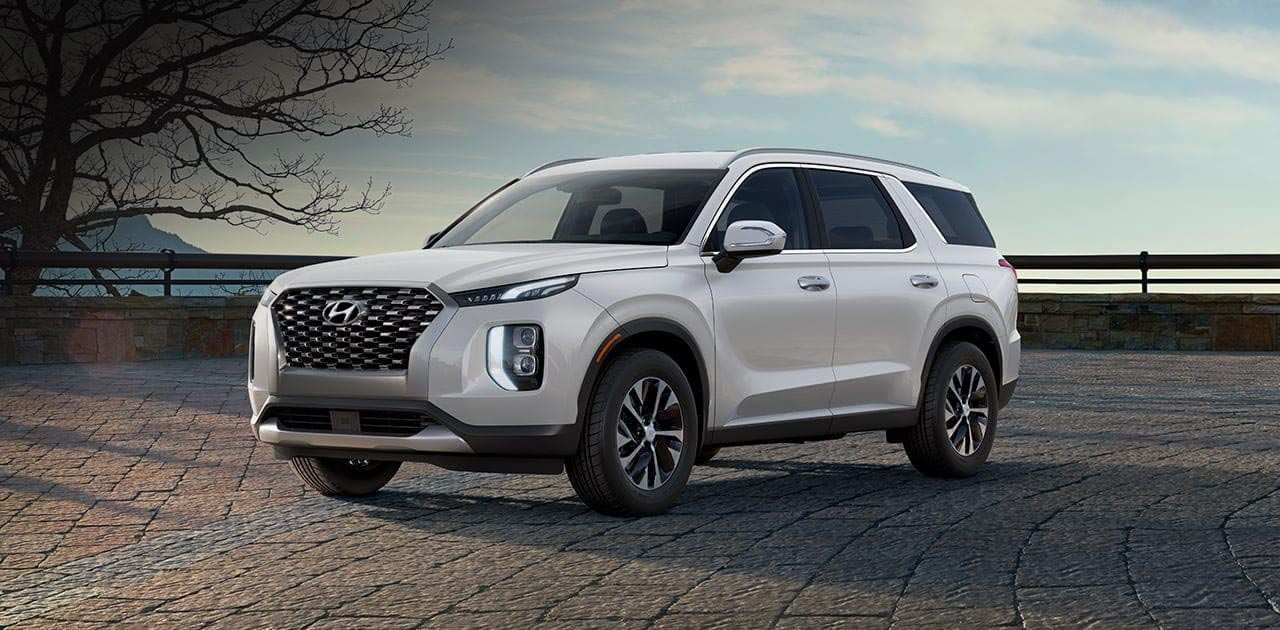 74 All New Hyundai Large Suv 2020 Research New by Hyundai Large Suv 2020