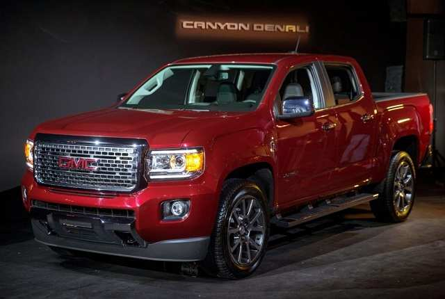 74 Best Review 2020 Gmc Canyon Redesign Redesign and Concept for 2020 Gmc Canyon Redesign