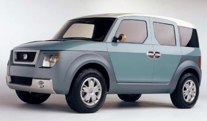 74 Best Review Honda Element 2020 Canada Performance and New Engine with Honda Element 2020 Canada