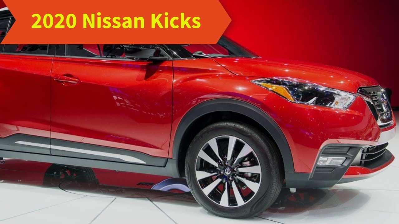 74 Best Review Nissan Kicks 2020 Caracteristicas Research New for Nissan Kicks 2020 Caracteristicas