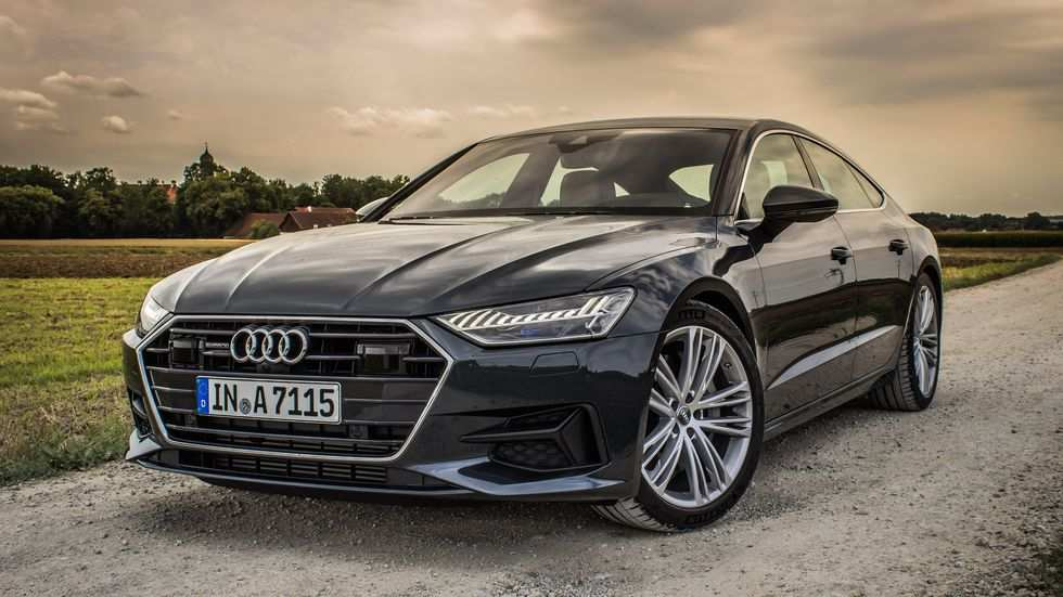 74 Concept of 2019 Audi A7 Configurations by 2019 Audi A7