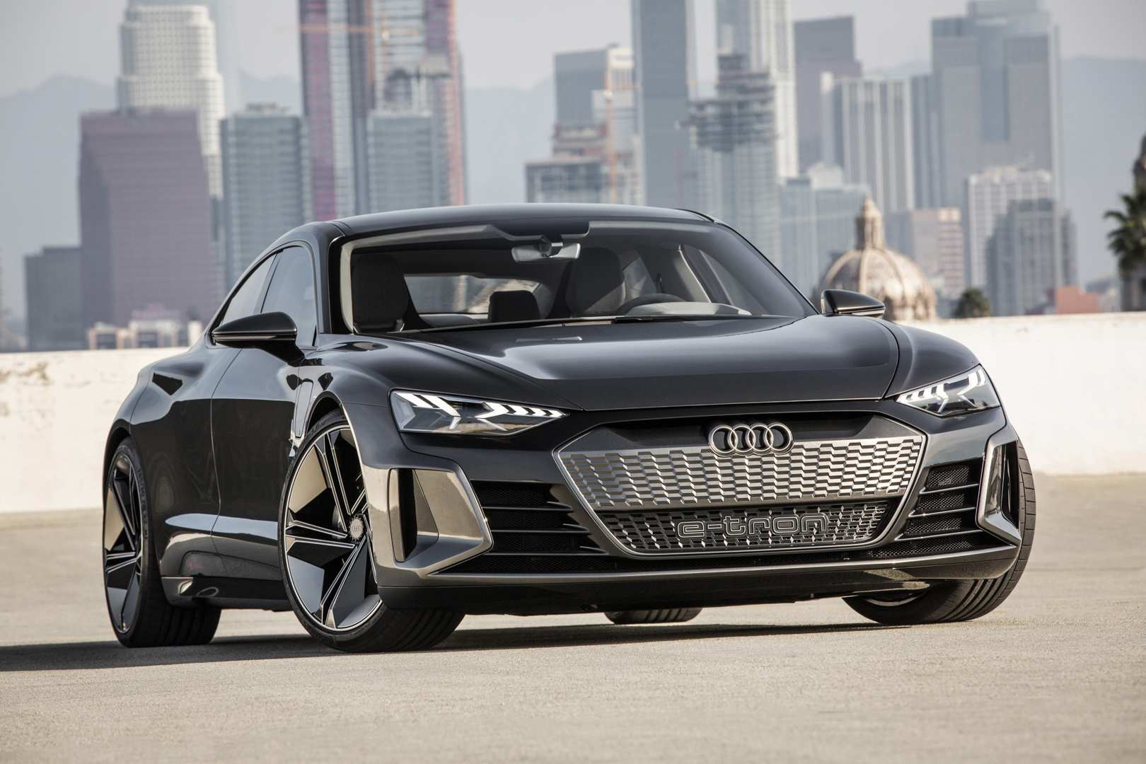 74 Concept of 2020 Audi E Tron Gt First Drive with 2020 Audi E Tron Gt