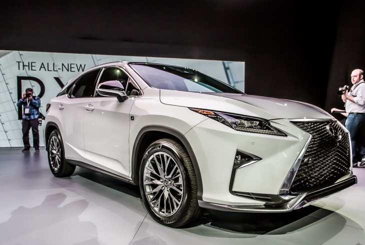 74 Concept of 2020 Lexus Rx Release Date Performance by 2020 Lexus Rx Release Date