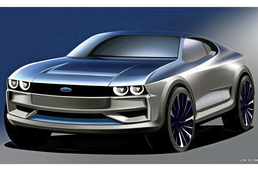 74 Concept of Ford Capri 2020 Research New for Ford Capri 2020