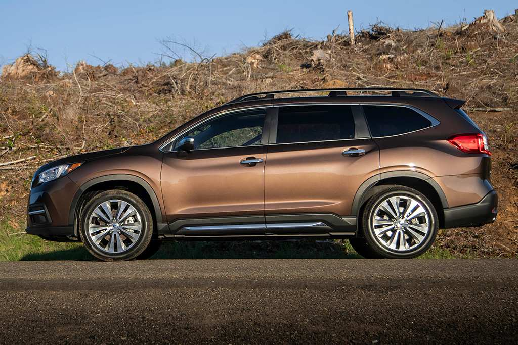 74 Concept of Subaru Ascent 2020 Updates Concept with Subaru Ascent 2020 Updates