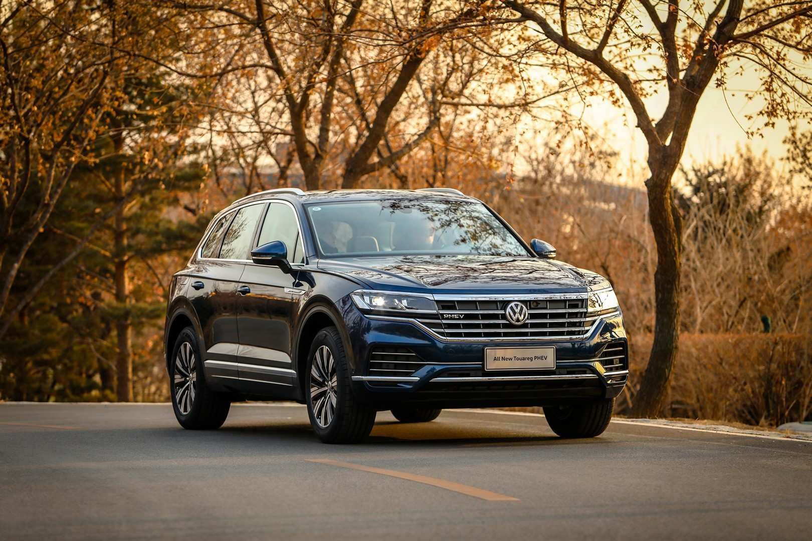 74 Concept of Volkswagen Touareg Hybrid 2020 Rumors by Volkswagen Touareg Hybrid 2020