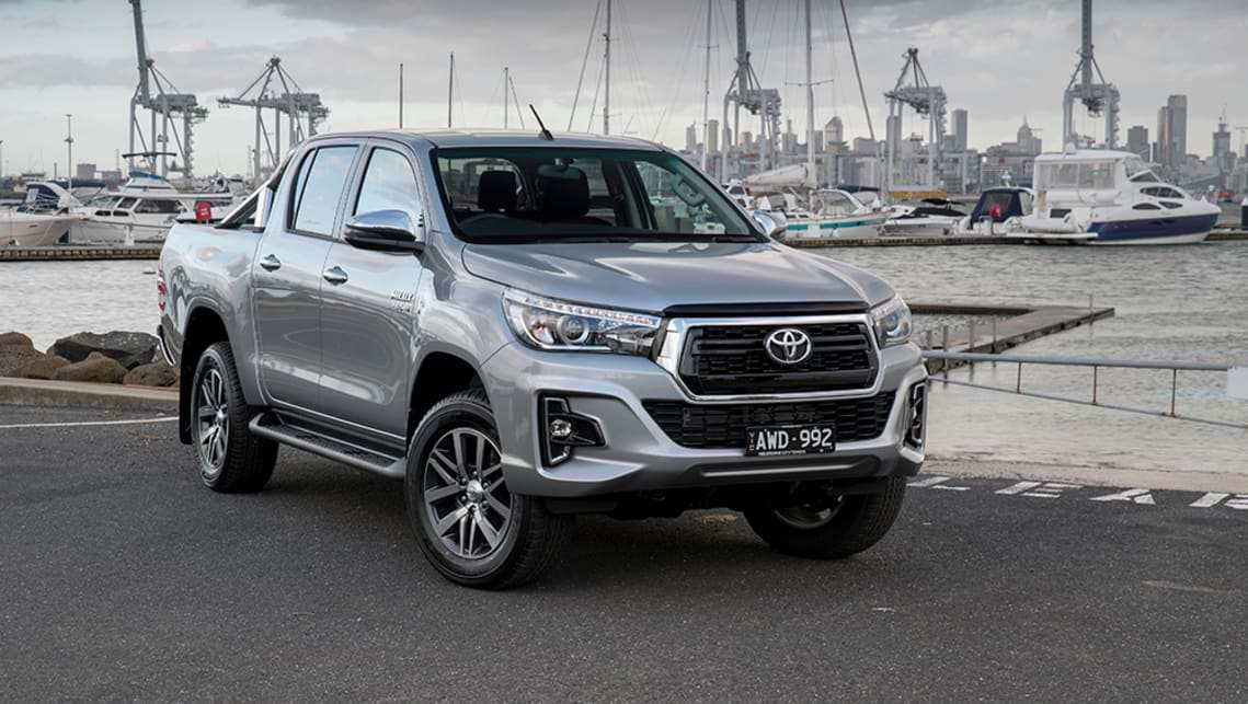 74 Gallery of 2019 Toyota Hilux Review for 2019 Toyota Hilux