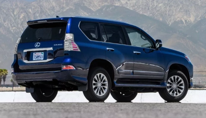 74 Gallery of 2020 Lexus Gx 460 Spy Photos Concept by 2020 Lexus Gx 460 Spy Photos
