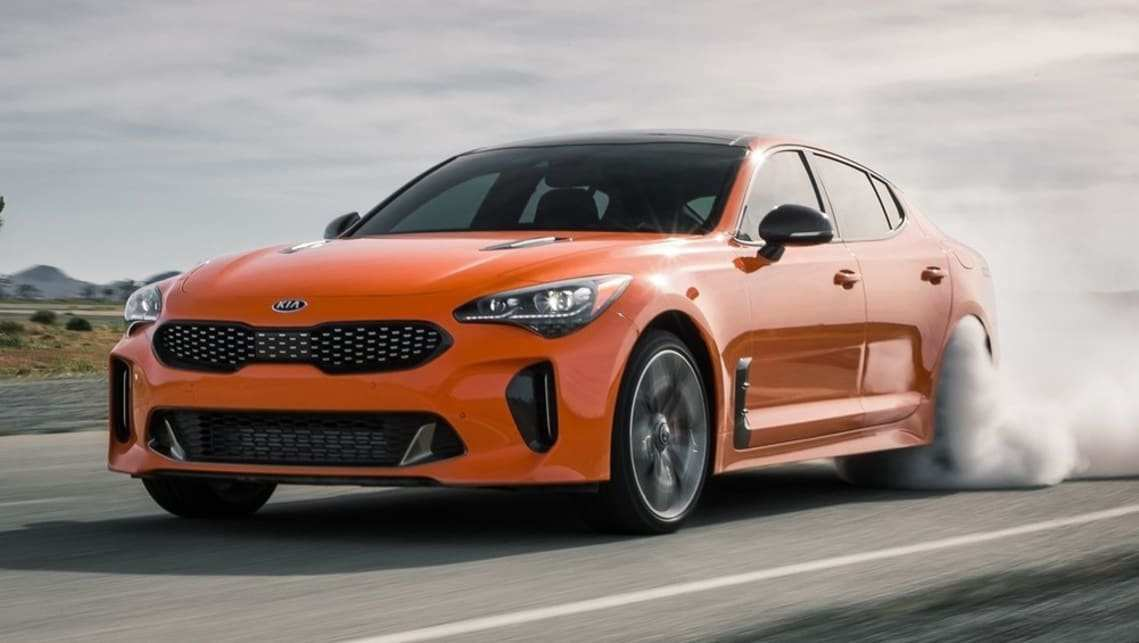 74 Gallery of Kia Stinger 2020 Update Ratings with Kia Stinger 2020 Update