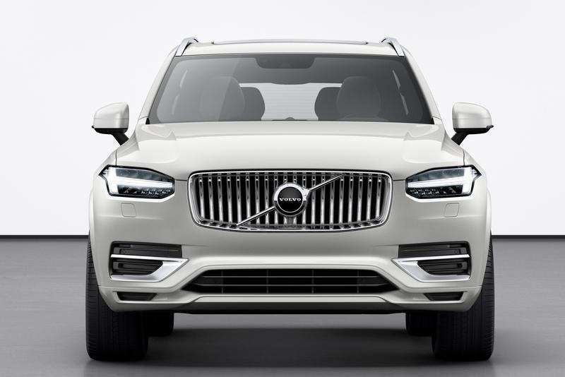 74 Gallery of Volvo Xc90 Model Year 2020 Spesification with Volvo Xc90 Model Year 2020