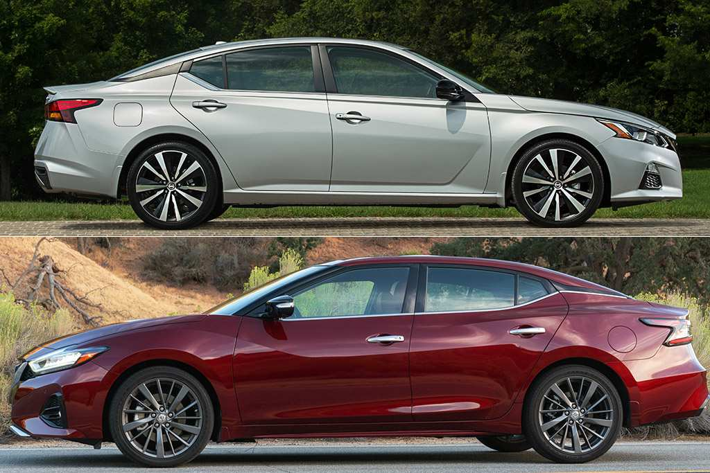 74 Great 2019 Nissan Maxima Horsepower Spy Shoot by 2019 Nissan Maxima Horsepower