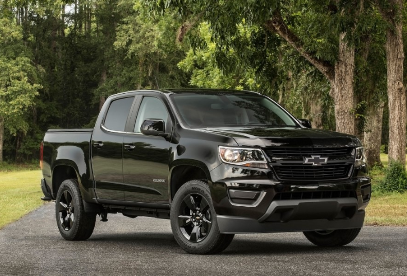 74 Great 2020 Chevrolet Colorado Updates Model by 2020 Chevrolet Colorado Updates