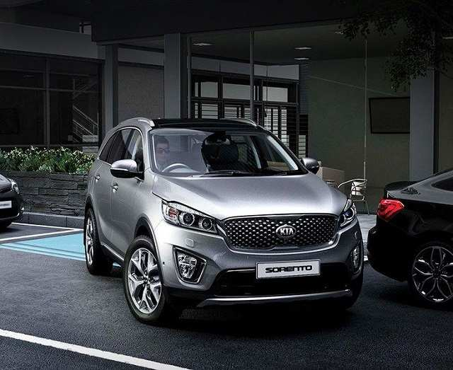 74 Great Kia Sorento 2020 Redesign History with Kia Sorento 2020 Redesign