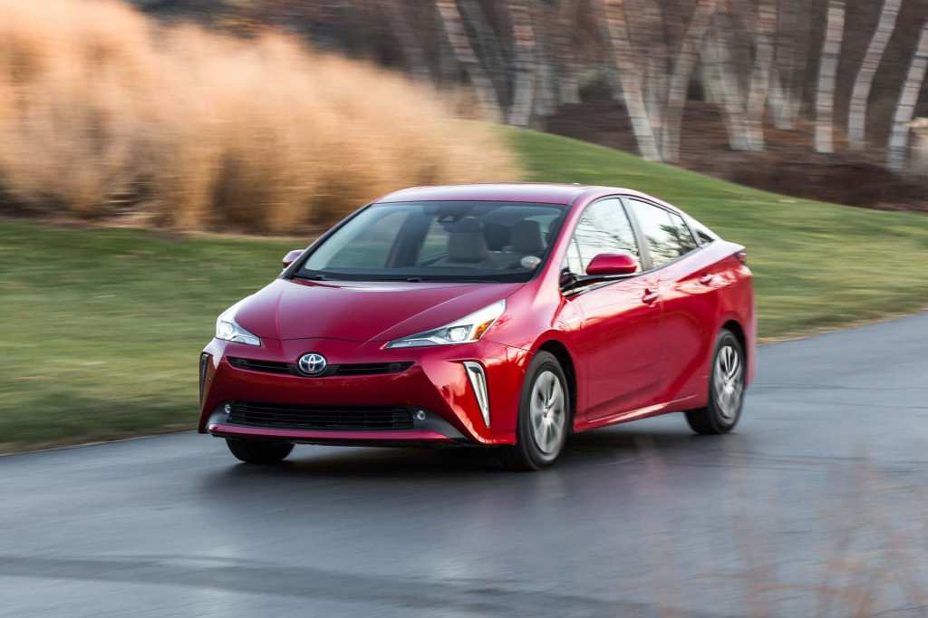74 New 2019 Toyota Prius Review for 2019 Toyota Prius