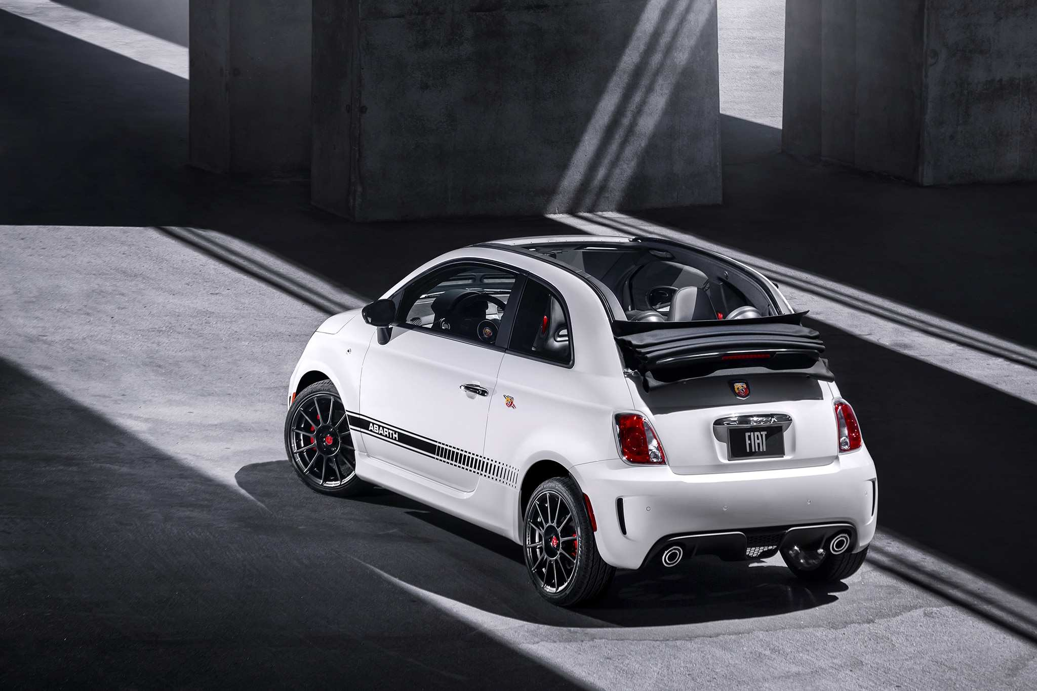 74 The 2019 Fiat 500 Abarth Spy Shoot for 2019 Fiat 500 Abarth
