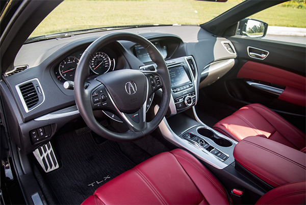 74 The 2020 Acura Tlx Interior Photos with 2020 Acura Tlx Interior