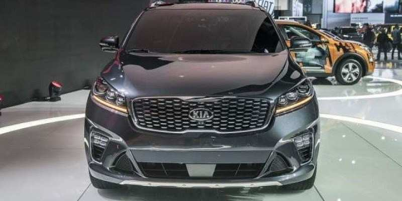 74 The Kia Sorento 2020 Redesign Model for Kia Sorento 2020 Redesign