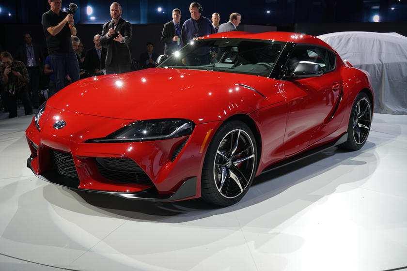 74 The Toyota Gr Supra 2020 Interior for Toyota Gr Supra 2020
