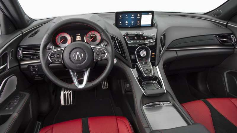 75 All New 2020 Acura Rdx V6 First Drive by 2020 Acura Rdx V6