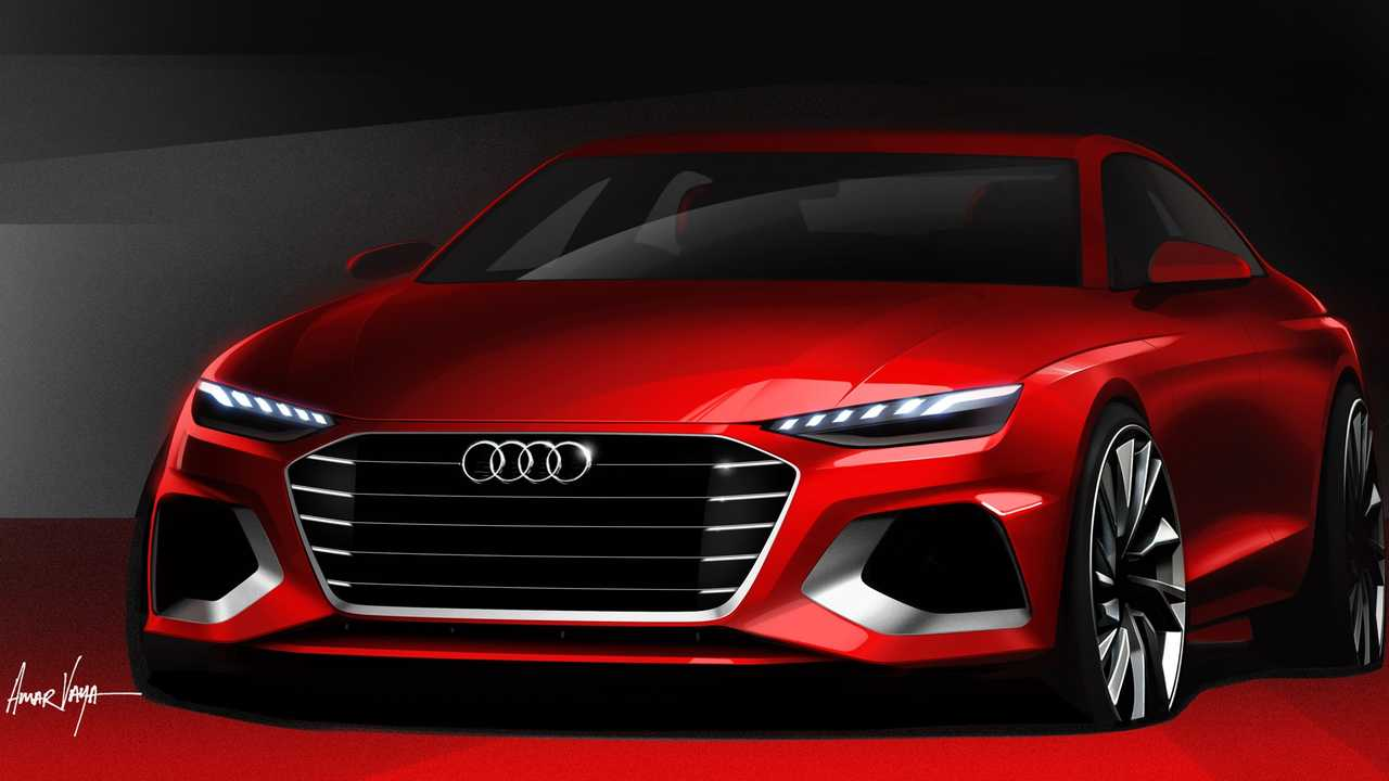 75 All New Audi A4 B10 2020 Redesign for Audi A4 B10 2020
