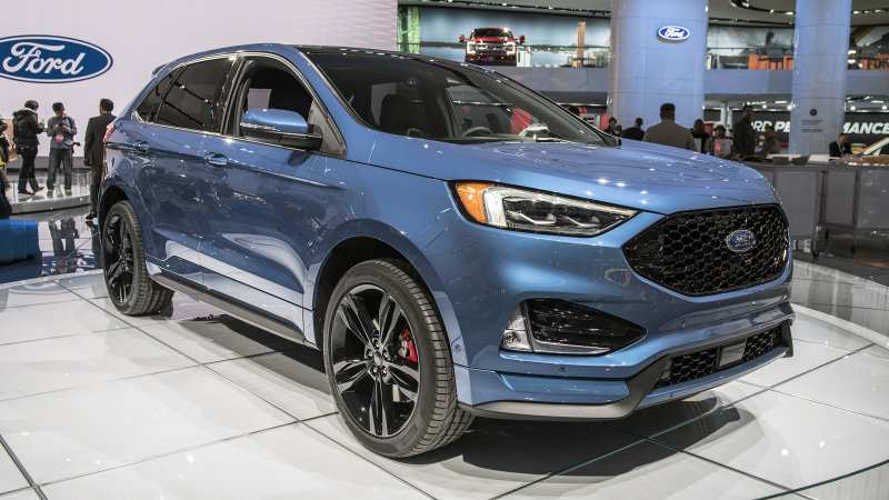 75 Concept of 2019 Ford Edge Sport Reviews by 2019 Ford Edge Sport