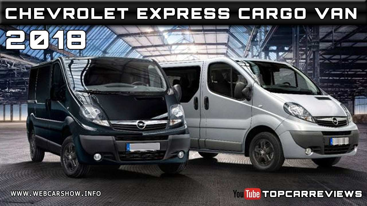 75 Concept of Chevrolet Express Van 2020 New Concept by Chevrolet Express Van 2020