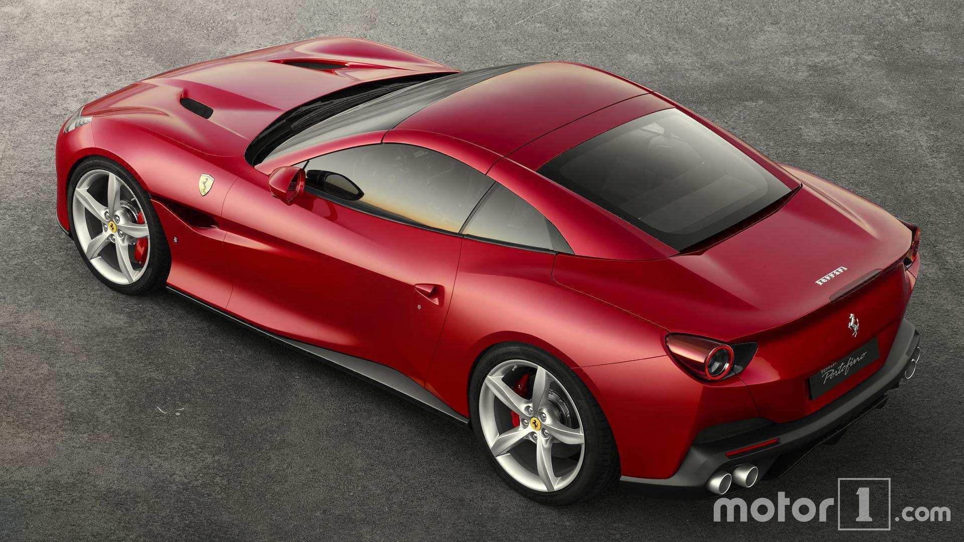 75 Concept of Ferrari B 2020 First Drive with Ferrari B 2020