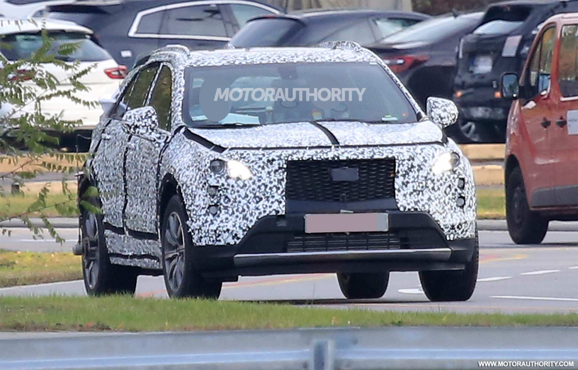 75 New 2019 Spy Shots Cadillac Xt5 Performance and New Engine for 2019 Spy Shots Cadillac Xt5