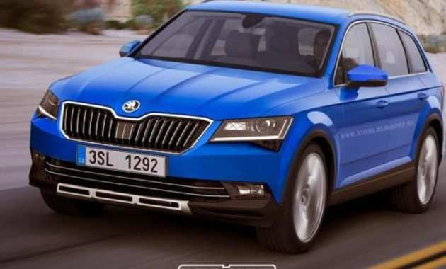 75 The 2019 Skoda Snowman Full Preview Reviews by 2019 Skoda Snowman Full Preview