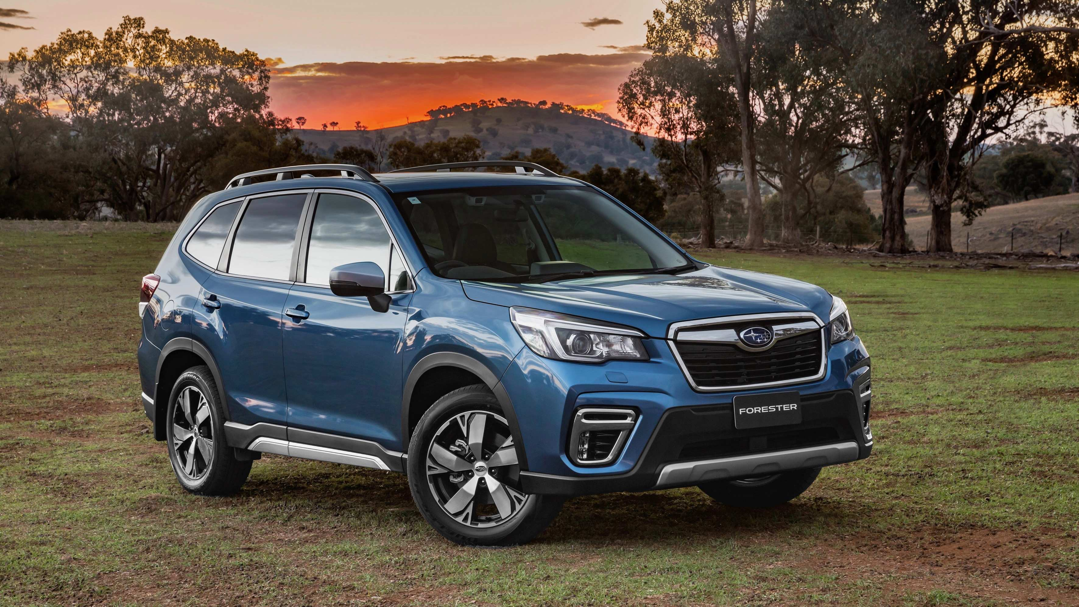 75 The 2019 Subaru Forester Rumors for 2019 Subaru Forester