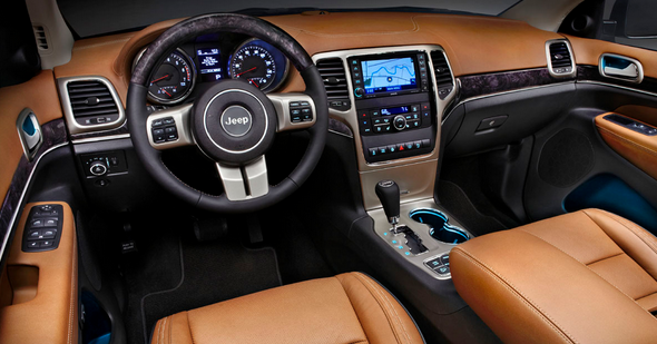 75 The 2020 Jeep Grand Cherokee Interior Rumors with 2020 Jeep Grand Cherokee Interior